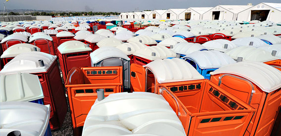 Champion Portable Toilets in Phoenix, AZ